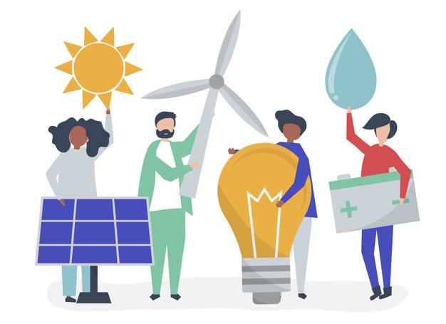 Crecimiento de las energías renovables en México
