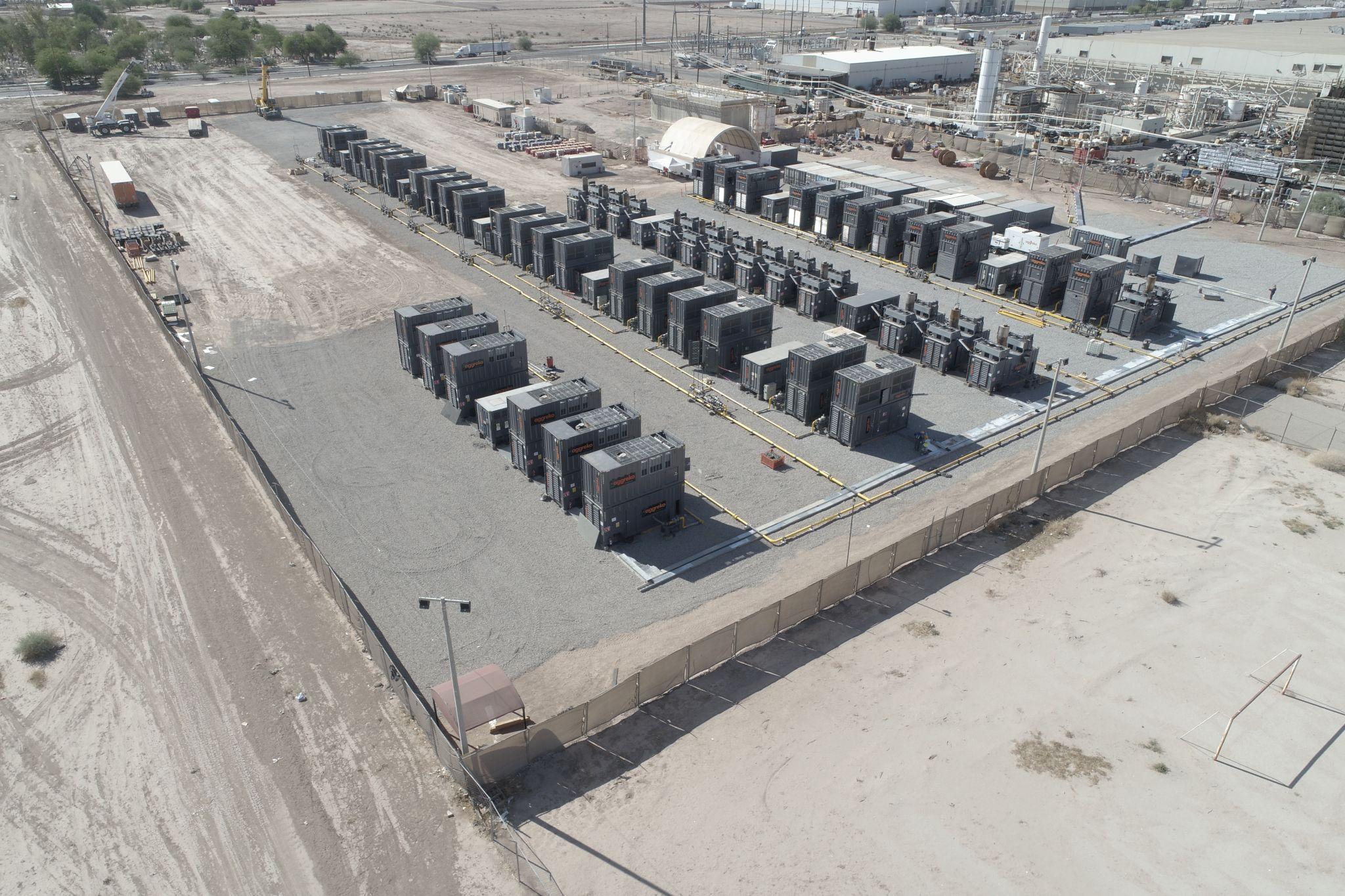 ESCO participa en Protocolo Correctivo, con una generación 40 MW  Te compartimos algunas fotografías de nuestro sitio de generación en #Mexicali #bajacalifornia  Para aprender más de protocolo correctivo, visita el siguiente articulo: https://lnkd.in/g2wGNZw