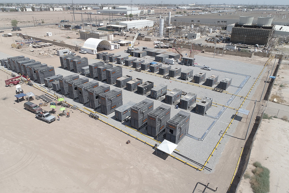 2020 – Central Thomson 30 MW